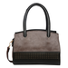 Bagkok Grey Pu Handbag