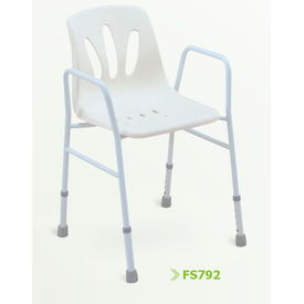 Height Adjustable shower chair(NA)