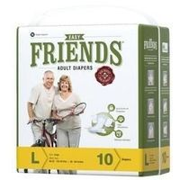 Disposable Adult Diaper-Friends AD 10's Easy - Large