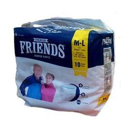 Pull Up Diaper -Friends -Medium