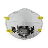 Anti-pollution mask (N95 approved) (8210), 1 pcs
