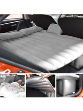 Kawachi Outdoor Inflatable Travel Air Sofa Car Bed Inflatable Mattress Camping Pad Car Rear Seat Sofa