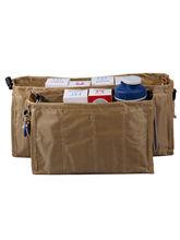 Kawachi Kangaroo Keeper Purse Or Bag Organizer, beige