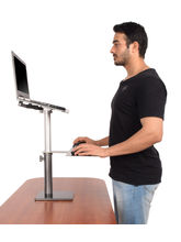 Fitizen ZEN DESK Standing Desk 1.0 - An Ergonomic Height Adjustable Standing Desk For Healthy Lifestyle
