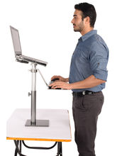 Fitizen ZEN DESK Standing Desk 2.0 - An Ergonomic Height Adjustable Standing Desk For Healthy Lifestyle