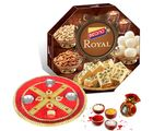 Bikano Bikano Royal With Bhaidooj Puja Thali