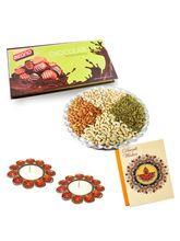 Bikanervala Diwali Special Dry Fruit With Chocolates