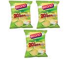 Bikano Chips-Cream Onion 60 gm-Pack Of 3 (BIKANO1089)