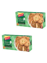 Bikano Kaju Pista Cashew Cookie-400 G Pack Of 2 (BIKANO1052)