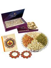 Bikanervala Diwali Special Dryfruti'N'Kaju Katli