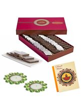 Bikanervala Diwali Special Kaju Chocolate Katli