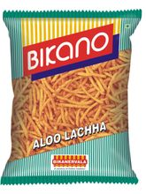 Bikano Aloo Lachcha 150 gm-Pack Of 5 (BIKANO1090)