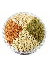 Bikanervala Round Dry Fruit Platter (KADF07)