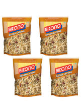 Bikano Badam Lachha Mixture-200-Pack Of 4 (BIKANO1012)