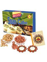 Bikano Diwali Gifts Soan Cake And Dryfruits