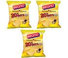 Bikano Chips-Simply Salted 60 gm-Pack Of 3 (BIKANO1088)