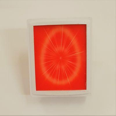 711 - LED - Square - Light - Shiv Baba