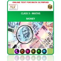 Class 3 Maths - Money - Printable PDF Worksheets (10 Nos)