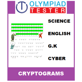 Class 5 Daily Cryptograms - 200 Printable Worksheets