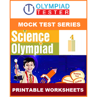 Class 4 Science Olympiad Course (Online test series+ Printable worksheets+ Community Membership)