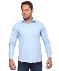Shirt, l/40 cm,  blue, aw15fls1013
