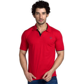 T SHIRT, xxl/44 cm,  red, s16psp7080