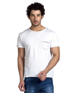 T-SHIRT, xl/42 cm,  white, s16rvv7703