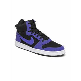 Nike court borught mid, 8, blue