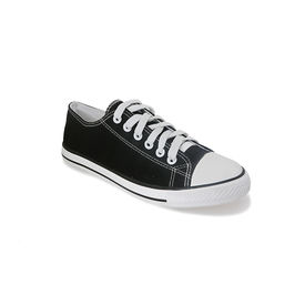 Romanfox-Black-casual-sneaker-shoes-One Year Exchange Warranty, black, 6