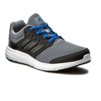 Adidas galaxy 3.1 m, grey c balck blue, 7