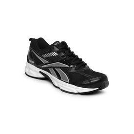 Reebok active sport, black grey silver, 6