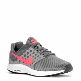 nike Wmns Downshifter 7, cool grey glow, 4