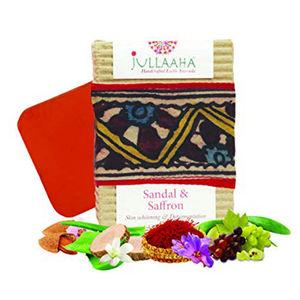 Sandal & Saffron Soap, 100 gms