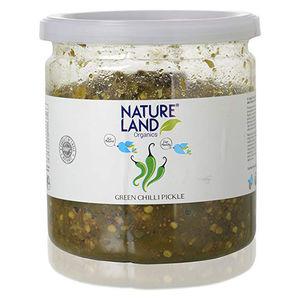 Green Chilli Pickle, 350 gms