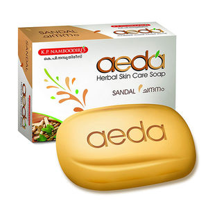 Aeda Ramacham Sandal Soap, 75 gms