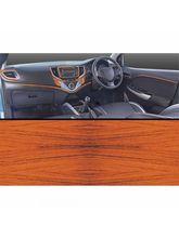 Autographix Maruti Suzuki Baleno Alpha / Delta / Sigma / Zeta Pinnacle Rosewood Dashboard