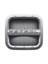 Autographix Square Petrol Fuel Badge