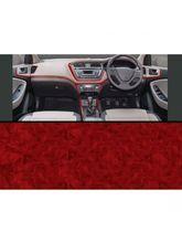 Autographix Hyundai i20-El/As/Sp/Mg/Er Basic Red Dashboard Trims