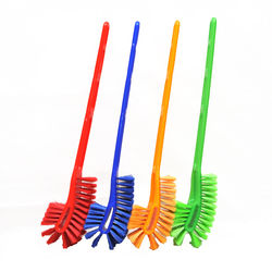 Toilet Cleaning Brush, single piece