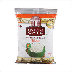 India Gate Basmathi rice, Tibar, 1 kg