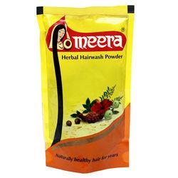 Meera Herbal Hairwash Powder, 80 g