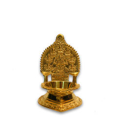 "Ashtalakshmi Lamp (Height-7"" , Weight-710 Grms, Diameter-3"" )"