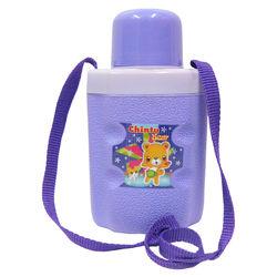 Violet colour Water Bottle, 450 ml, single piece