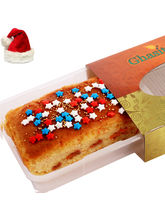 Ghasitaram Chistmas Gifts - Carrot Brownie
