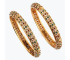 Ghasitaram Mothers Day Gifts Multicolour Traditional Bangles