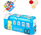 Punjabi Ghasitaram Rakhi Hampers Pull String Double Decker Pencil Case