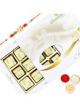 Punjabi Ghasitaram Assorted Chocolates 12 Pcs Whit...