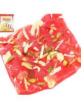 Punjabi Ghasitaram Holi Special Sweets- Rose Ice Halwa, 200 gm