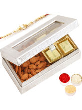Ghasitaram Silver 4 Pcs Chocolate And Almonds Box ...