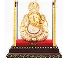 Ghasitaram LP 427 Gold Plated Ganesha